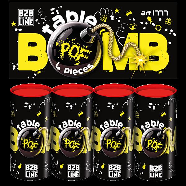 B2B Table Bomb