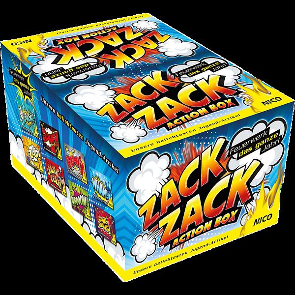 Zack Zack Action Box